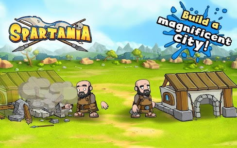 Spartania: The Orc War! Strategy & Tower Defense! 3.17 Mod + APK + Data UPDATED 2