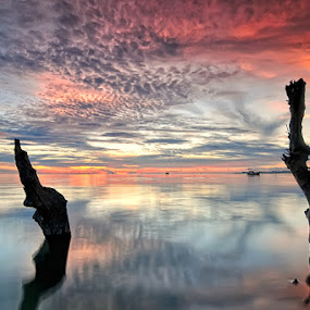 tunggull by Rawi Wie - Landscapes Waterscapes