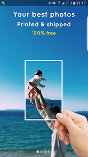 Stampix - Free photo printing- screenshot thumbnail