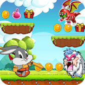 Super bugs bunny rabbit Looney