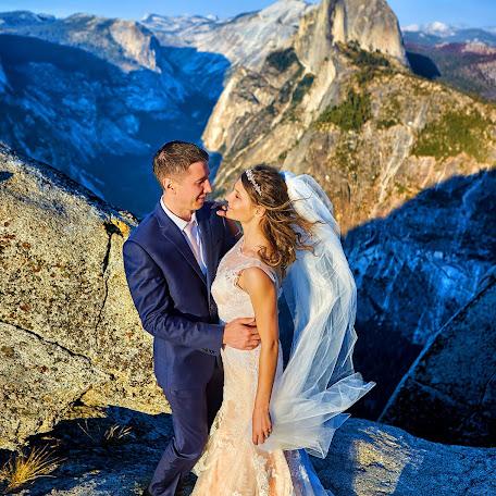 Bryllupsfotograf Evgeniy Panchenko (PanEugene). Foto fra 19.10.2016