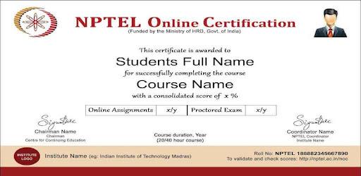 Lite App For NPTEL online courses ads Free App - Apps on