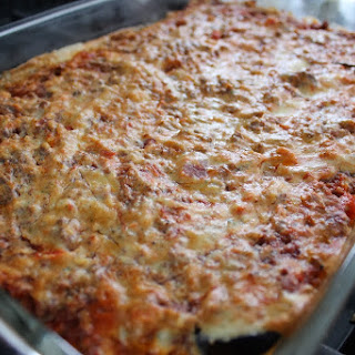 The World's Best Ever Magical Paleo Lasagna.