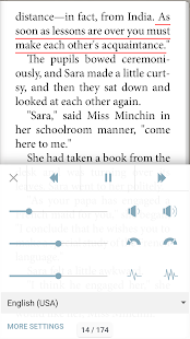 Bookari Epub PDF Ebook Reader- screenshot thumbnail