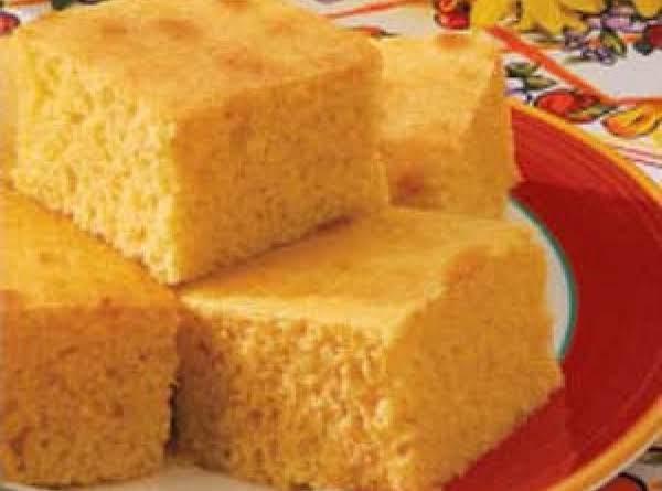 Buttery Cornbread Recipe