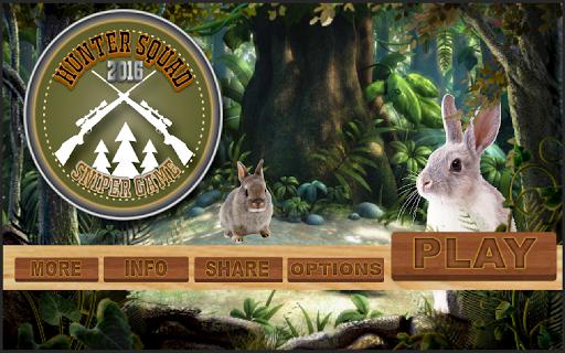 猎人队 - 狙击手游戏2016年