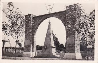 Photo: 82 - Montricoux  Après la guerre 39-45