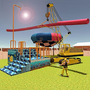 Build Water Theme Park: 3D Construction Simulator