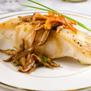 Japanese Style Fish in Parchment Paper Recipe