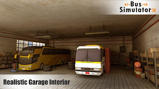 Bus Simulator 18- screenshot thumbnail
