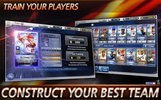 MLB 9 Innings 17 2.1.5 screenshots 19