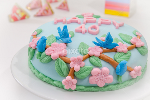 Birthday Cake For My Husband
