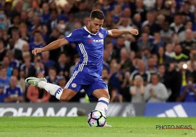 Chelsea l'emporte au finish face à West Ham avec Hazard à la baguette