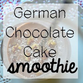 German Chocolate Cake Drink Recipes