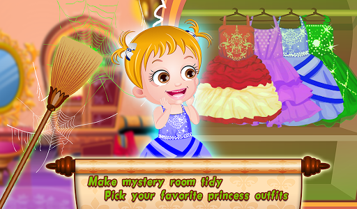 Baby Hazel Princess Makeover 15 screenshots 8
