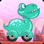 Racing game for Kids - Beepzz Dinosaur