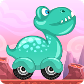 Racing Game For Kids - Beepzz Dinosaur Android APK Download Free By Abuzz
