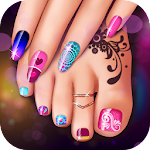 Manicure and Pedicure Games: Nail Art Designs 1.0.1 (Ad Free)