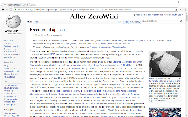 Download Wikipedia, Wikileaks & More For Reading Offline With Kiwix | 400x640