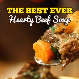Vegetable Beef Soup Without Tomato Sauce Recipes