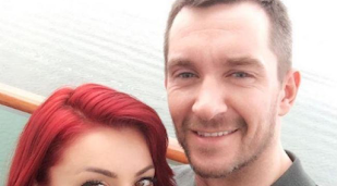 Dianne Buswell and Anthony Quinlan split