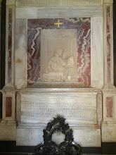 Photo: The tomb