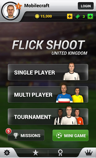 Flick Shoot UK screenshot 3