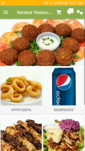 Barakat Restaurant- screenshot thumbnail