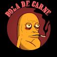 Stickers Bola de carne icon
