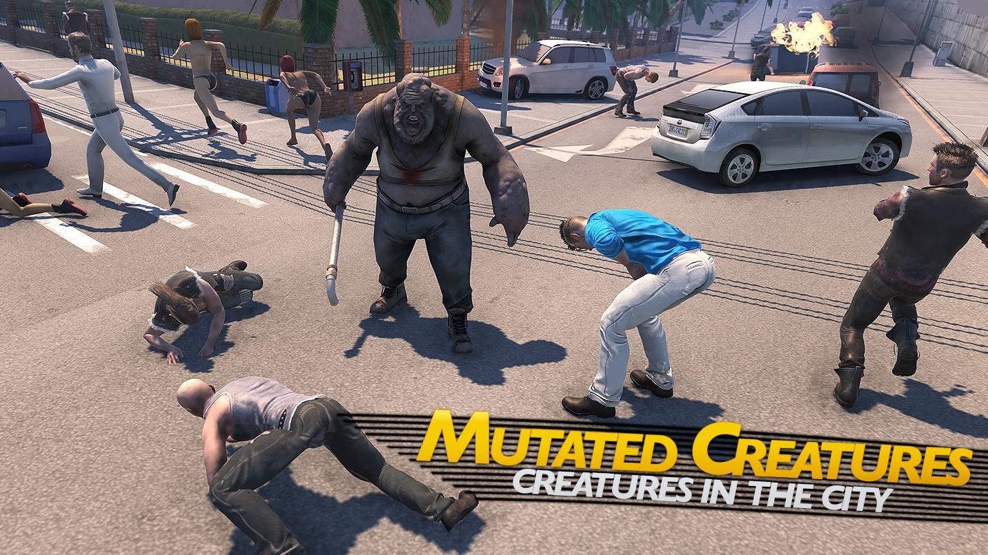 Battle Dogs : Mafia War Games- screenshot