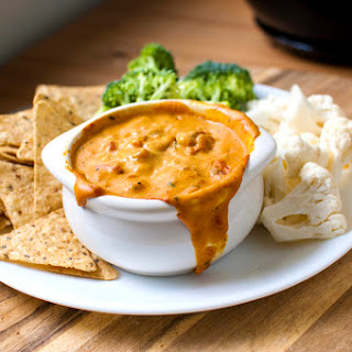 Vegan American Cheese and Rotel Dip