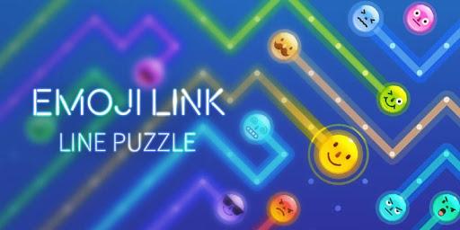 Emoji Link - Line Puzzle apklade screenshots 1