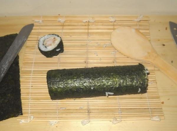 Yellow Dikon Wrap Recipe