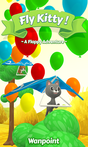 Fly Kitty A Flappy Adventure