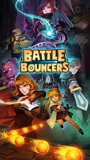 Battle Bouncers [Mod] Apk - Chiến thuật mới mẻ