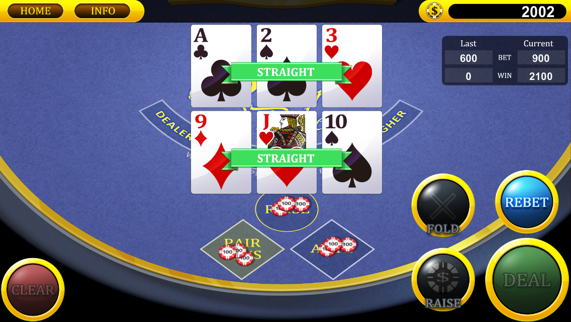 Play real poker on android