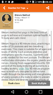 Beaches Hot Yoga- screenshot thumbnail