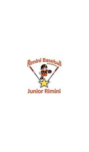 Junior Rimini Baseball - náhled