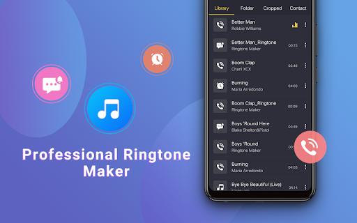 Ringtone Maker - Mp3 Editor & Music Cutter 2.5.7 screenshots 9