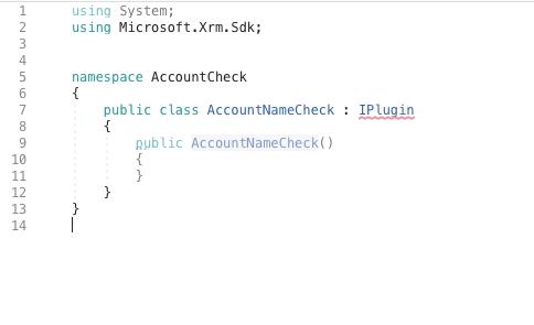 IPluginインタフェースを実装