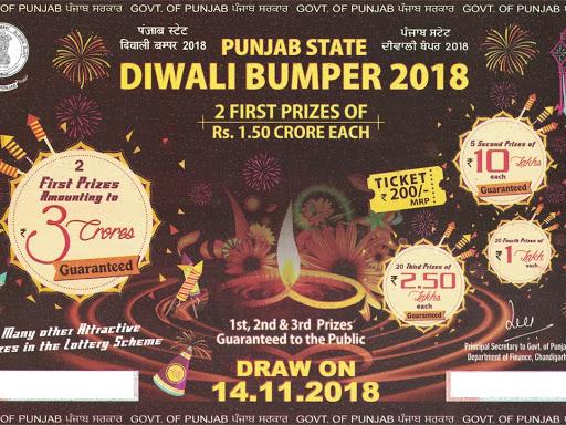 Gandhi Brothers Lottery - Punjab State Lottery Retailer