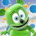 Gummibär Bubble Up Game