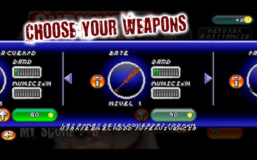 Dead Chronicles: retro pixelated zombie apocalypse 2.6.3 screenshots 12