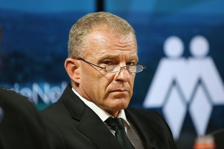 Gerrie Nel. Picture: ALON SKUY/THE TIMES