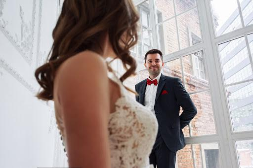 Wedding photographer Алина Посторонка (alinapostoronka). Photo of 24.03.2018