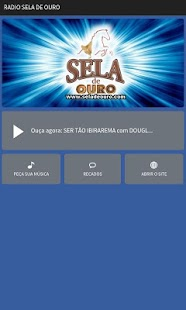 RÁDIO SELA DE OURO- screenshot thumbnail