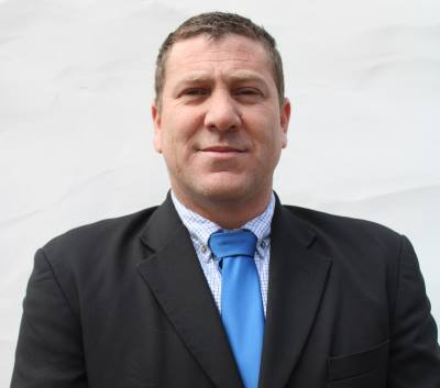Carlo Bolzonello, country manager for McAfee Enterprise in South Africa.