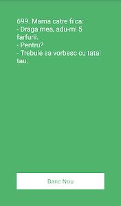 Bancuri screenshot 2