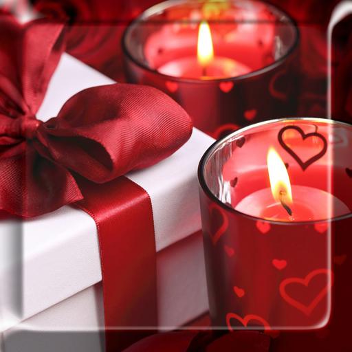 情人节免费动态壁纸 個人化 App LOGO-APP試玩