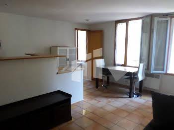 Appartement meublé 2 pièces 39,3 m2